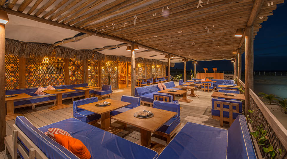 Restaurante do Jaguaribe Lodge