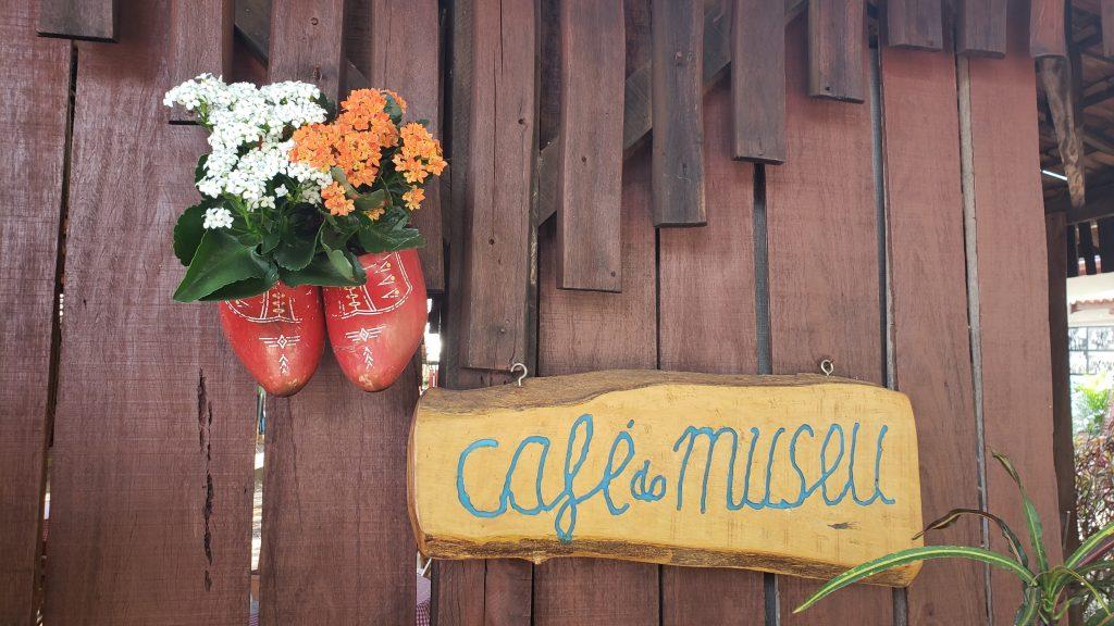 Café e Museu em Holambra