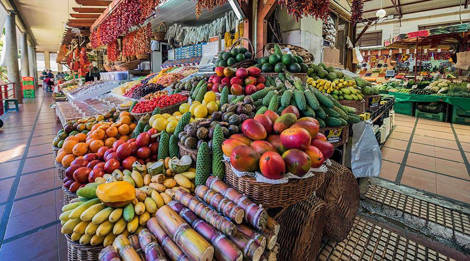 Mercado Municipal de Funchal