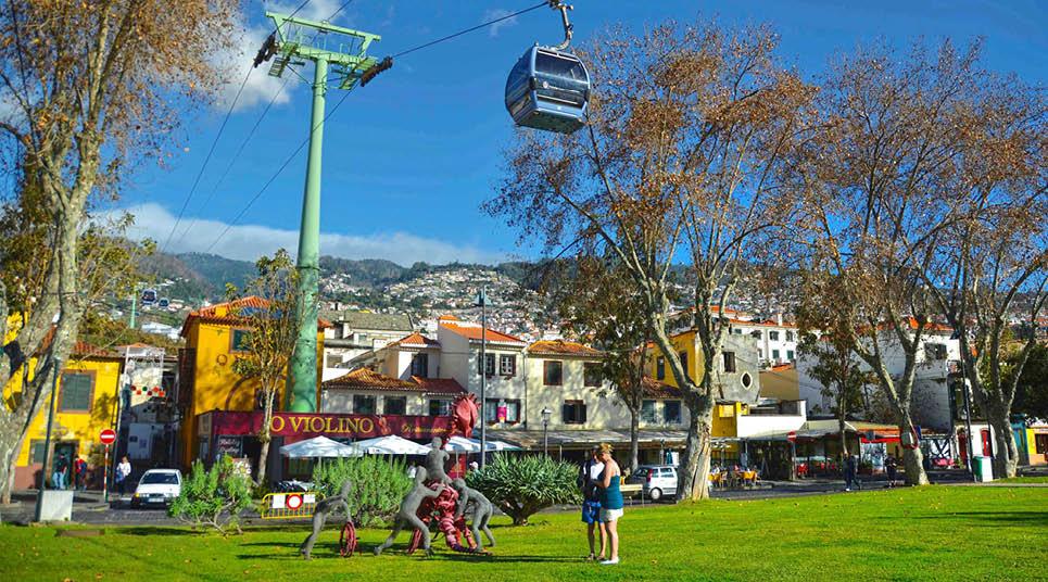 Zona Velha de Funchal