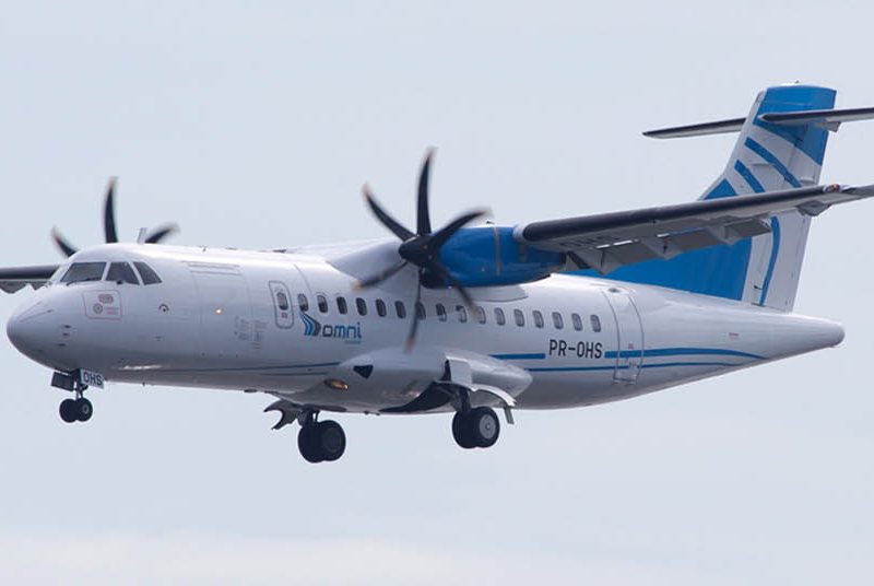 ATR-42-500 da OMNI Aviation