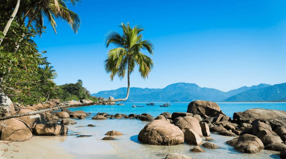 As praias de Ilha Grande são de tirar o fôlego (foto: Shutterstock)