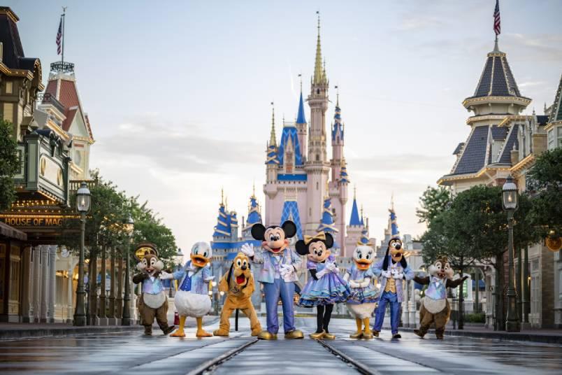 50 anos da Disney