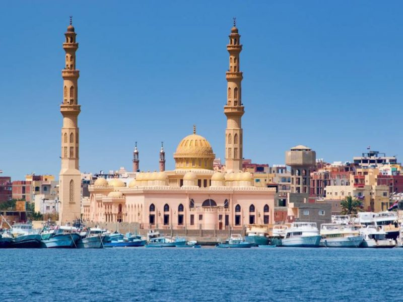 Hurghada, Egito